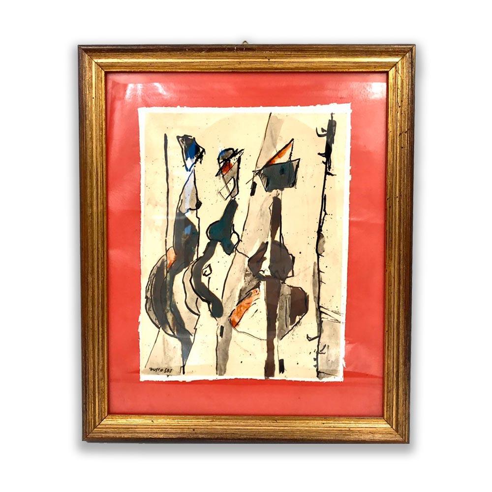 Vendita antiquariato - Oggetti d'arte: dipinto - Aroundart.it - 2