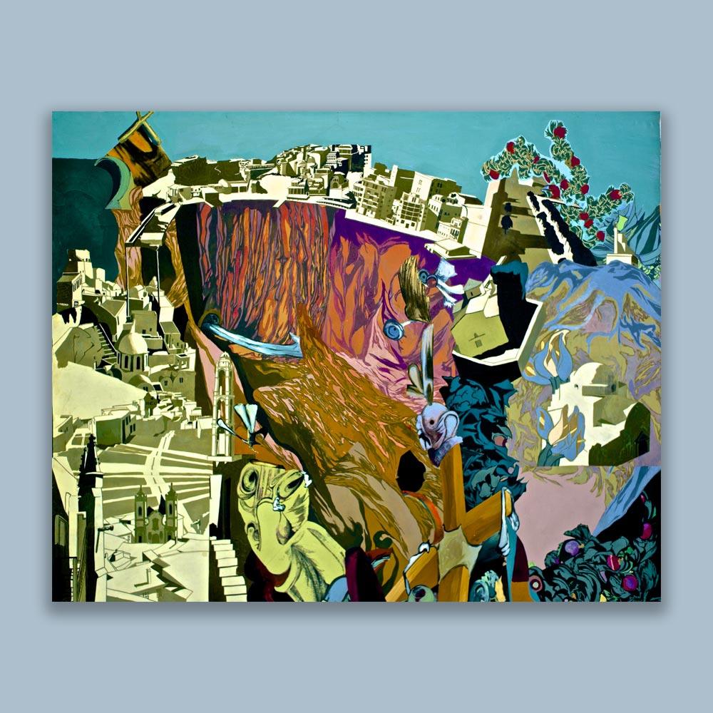 Vendita antiquariato - Oggetti d'arte: dipinto - Aroundart.it - 3
