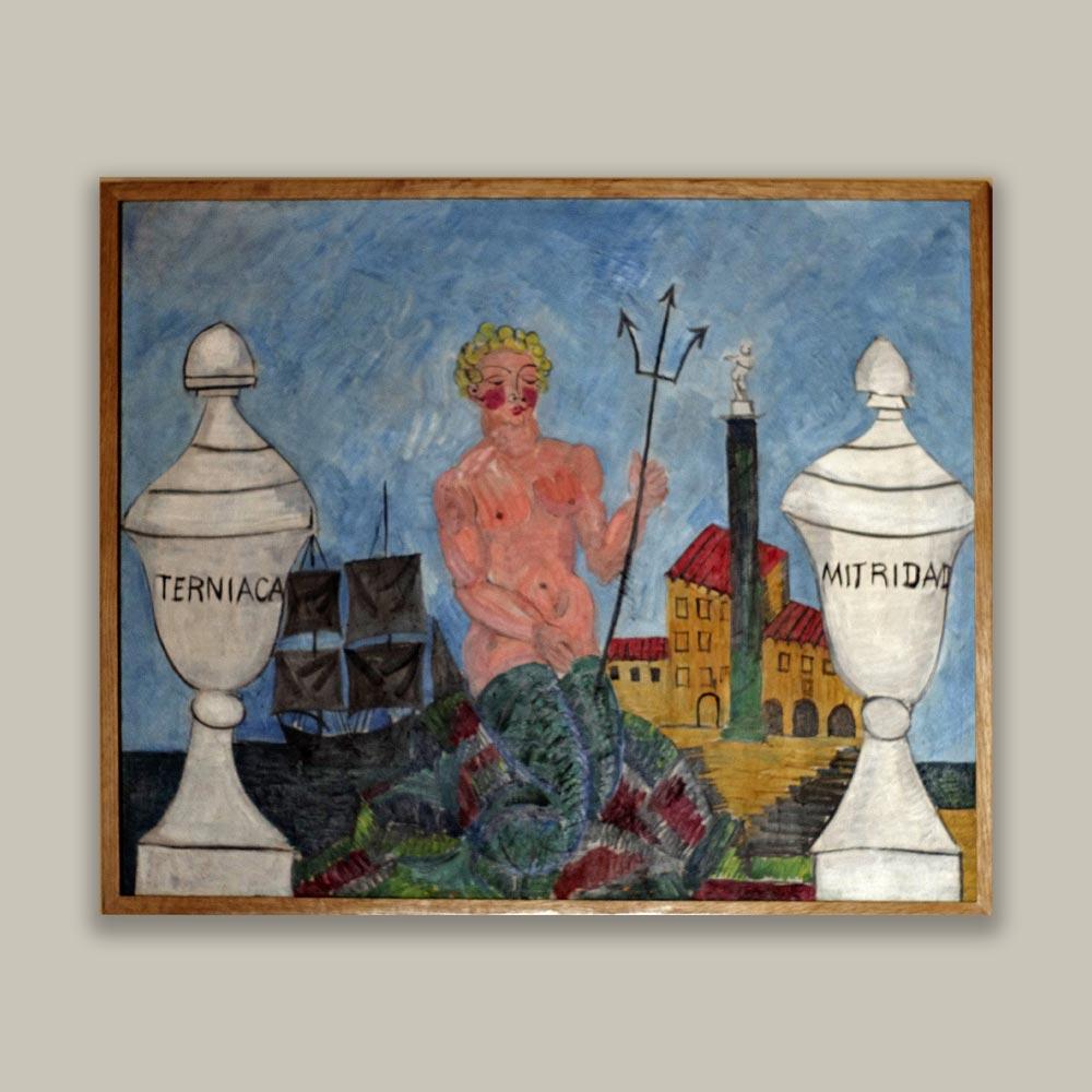 Vendita antiquariato - Oggetti d'arte: dipinto - Aroundart.it - 4