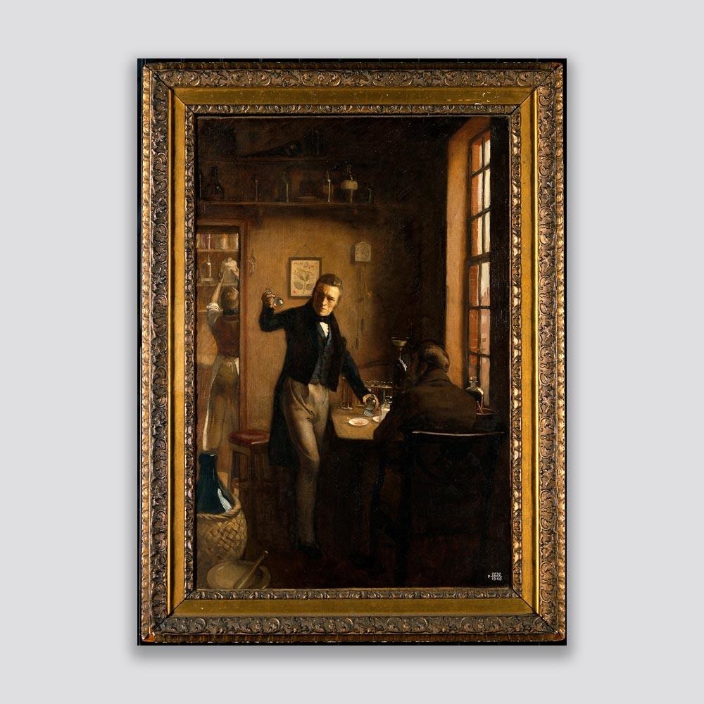 Vendita antiquariato - Oggetti d'arte: dipinto - Aroundart.it - 6