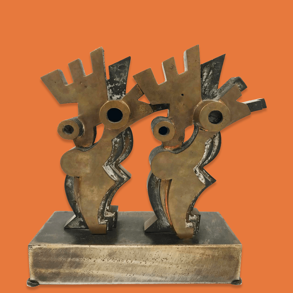 Vendita antiquariato – Oggetti d'arte: scultura Mastroianni