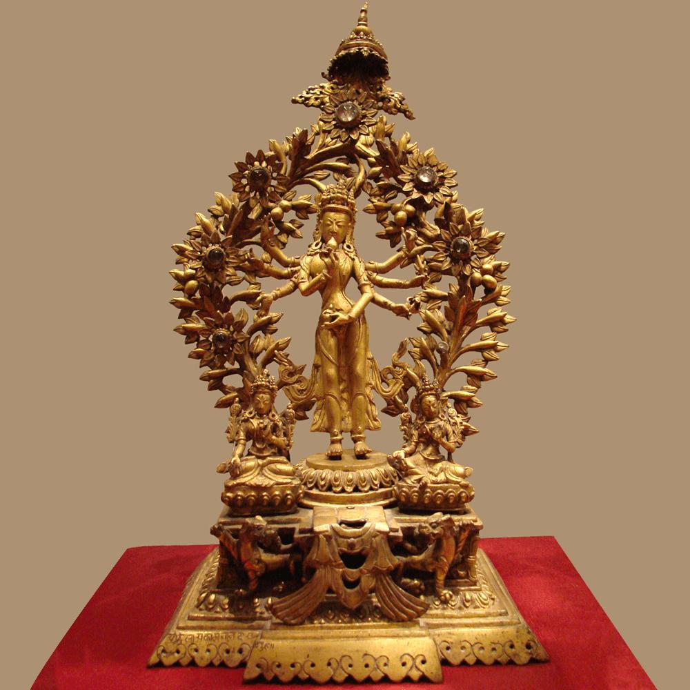 Vendita antiquariato – Oggetti d'arte: scultura, statua orientale – Aroundart.it – 14