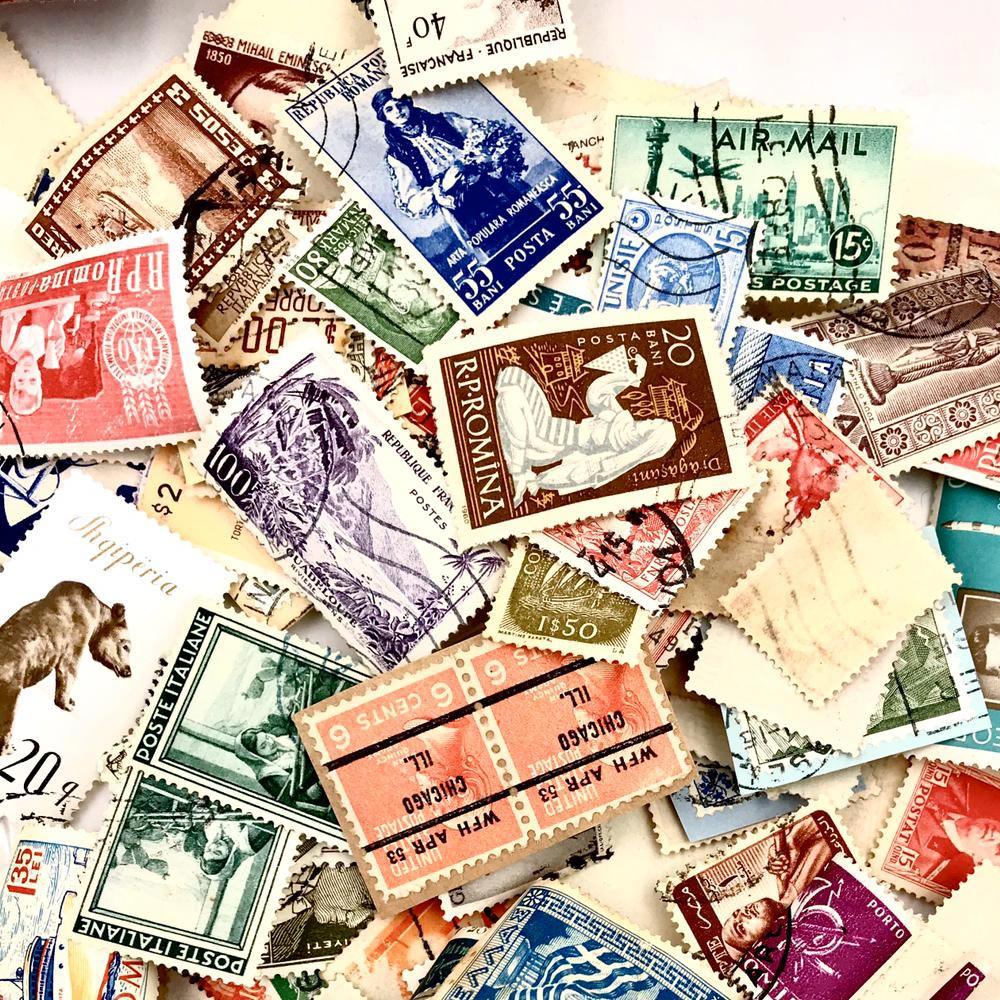 Vendita antiquariato - Oggetti da collezione: francobolli, filatelia - Aroundart.it - 1
