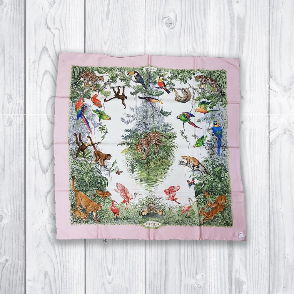 Vendita antiquariato - Oggetti da collezione: foulard - Aroundart.it - 6