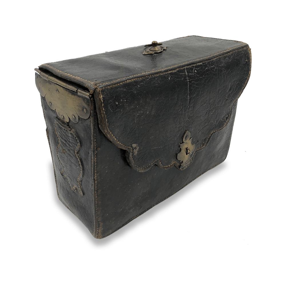 Vendita antiquariato - Oggetti da collezione: porta documenti - Aroundart.it - 6