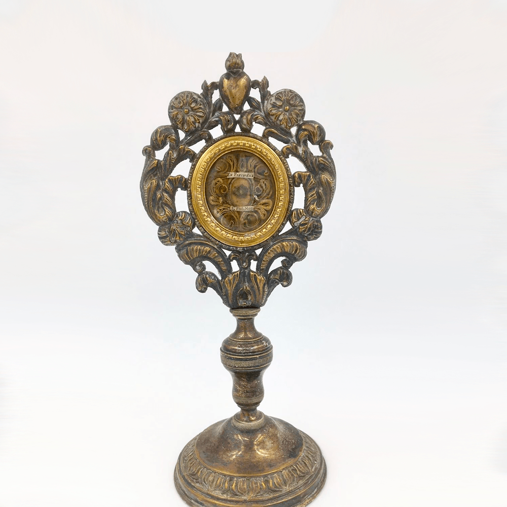Vendita antiquariato – Oggetti da collezione: reliquia