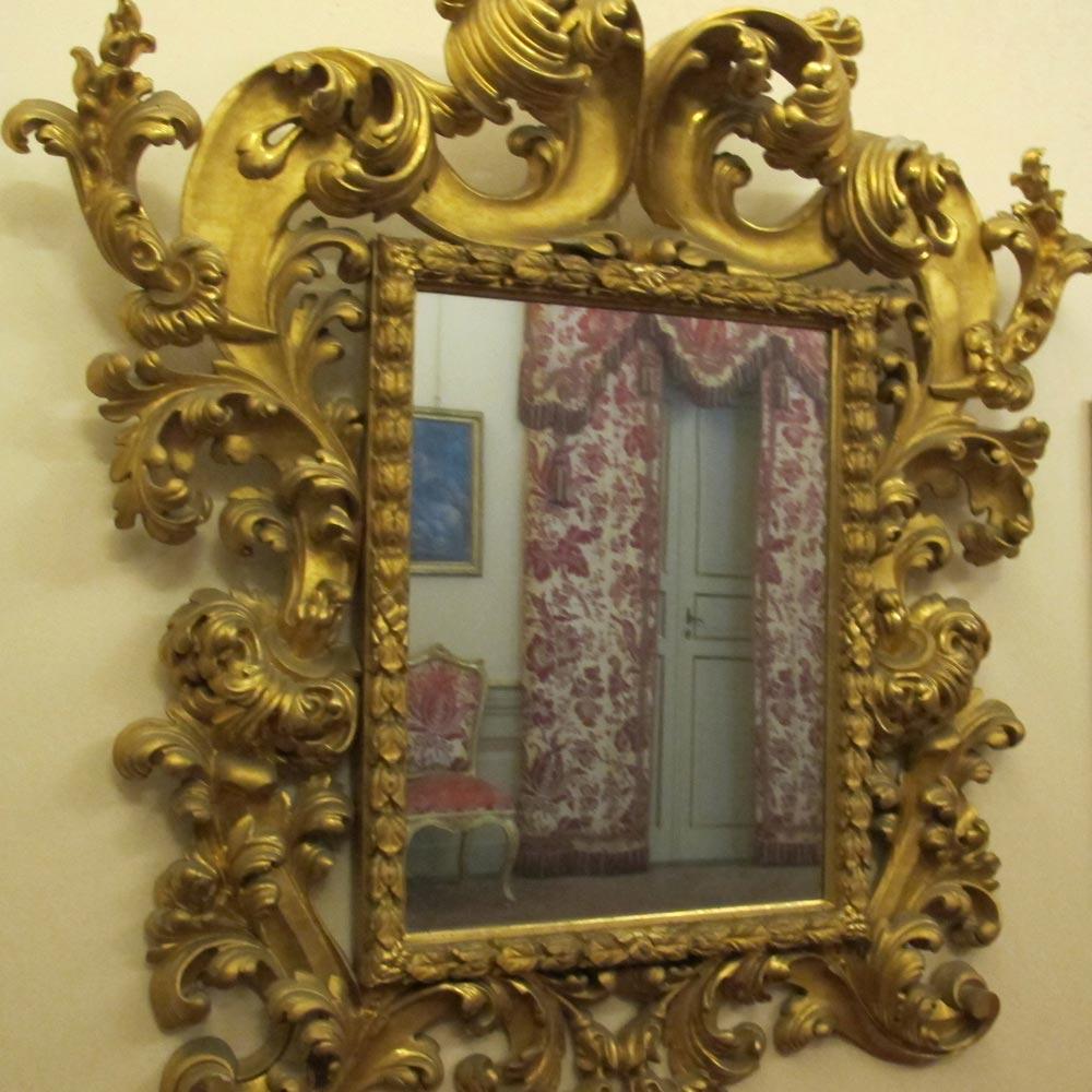 Vendita antiquariato - Complementi di arredo: specchio