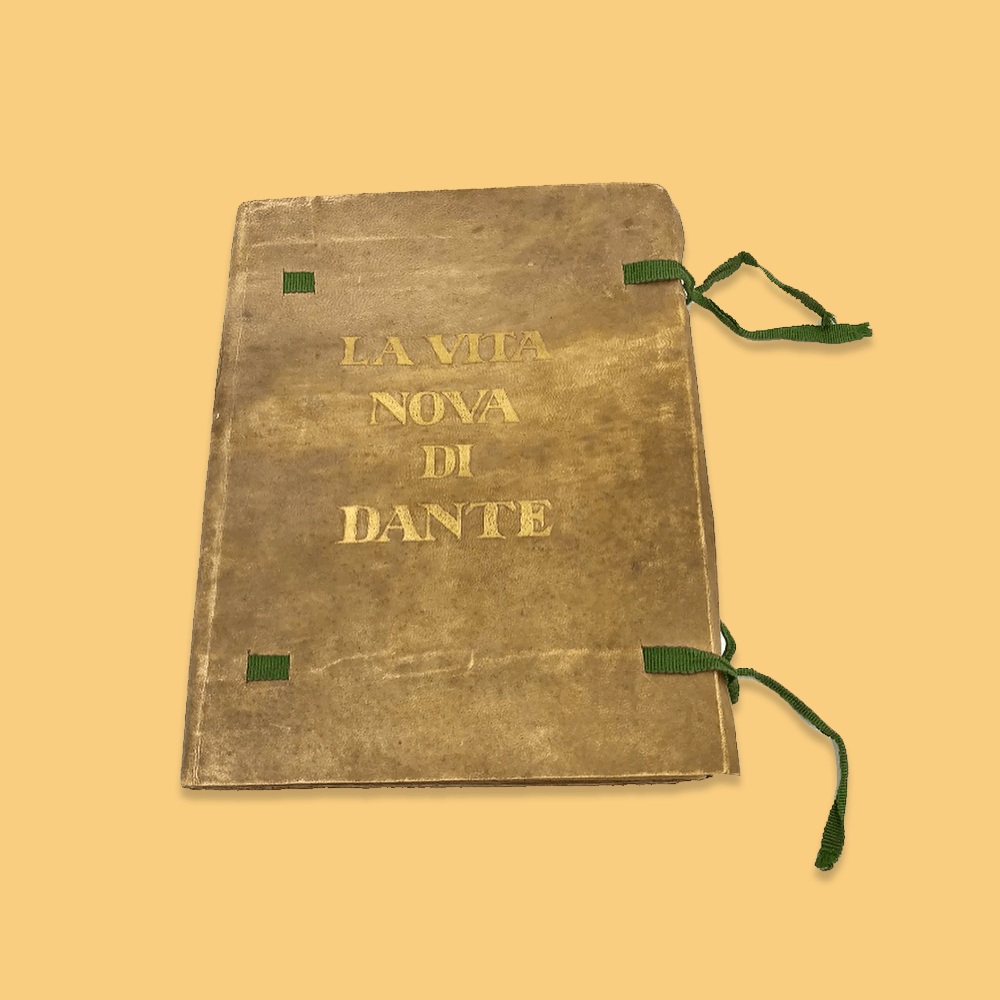 Vendita antiquariato – Arte: libri di artista